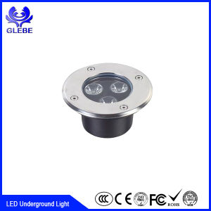 China Market 1W COB Adjustable LED Underground Light with White pictures & photos