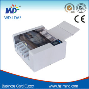 Multi-Functional Card Slitter (LD-A3+) A3 Size Business Card Cutter pictures & photos