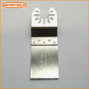 Stainless Steel Flush Cut Standard Tooth Oscillating Saw Blade pictures & photos