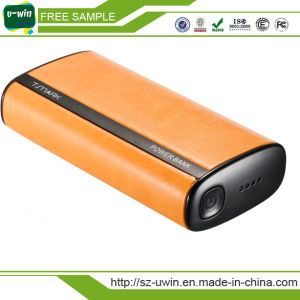 Wholesale 5200mAh Mobile Phone Portable Charger pictures & photos