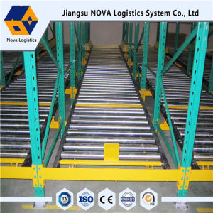 Heavy Duty Warehouse Gravity Pallet Rack with Ce Certificated pictures & photos