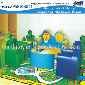 Children Furniture Kindergarten Sofa Table and Chair Set (HF-09805) pictures & photos