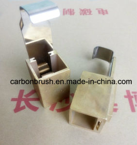 Produce All Kinds of Design Carbon Brush Holder pictures & photos