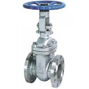 Stainless Steel ANSI Standard Gate Valve with Drawing pictures & photos