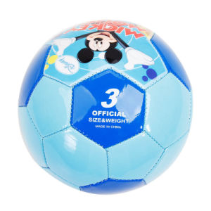 Sport Entertainment, Top Quality Cheap PU Soccer Ball, Custumized Team Sports Football pictures & photos