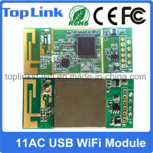Top-5m01 802.11AC 433Mbps Mt7610u Dual Band USB WiFi Module for Android Device pictures & photos