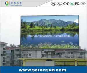 P6mm Outdoor Advertising Billboard Full Colour LED Screen pictures & photos