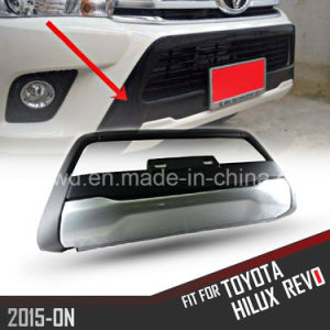 Matte Black Front Bumper Cover Fit Toyota Hilux Revo pictures & photos