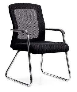 Modern Black Metal Office Mesh Computer Chair pictures & photos