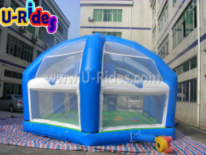 4 in 1multiple Usage Sporting Inflatable Sports Court pictures & photos