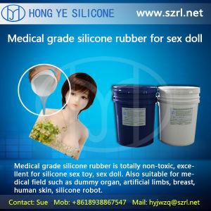 FDA Grade Silicone Rubber for Toys pictures & photos