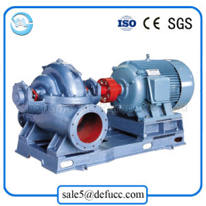 Tpow Series Horizontal Double Suction Centrifugal Marine Pump pictures & photos