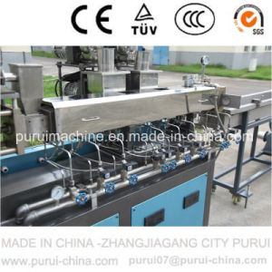 Lab Twin Screw Extruder for Filler Masterbatch pictures & photos