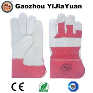 Safety Leather Protective Hand Gloves for Drivers pictures & photos