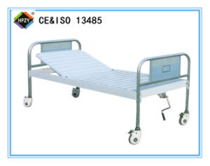 a-112 Movable Single Function Manual Hospital Bed