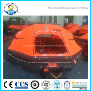 Throw-Overboard and Self-Righting Inflatable Liferaft (For Yacht) pictures & photos