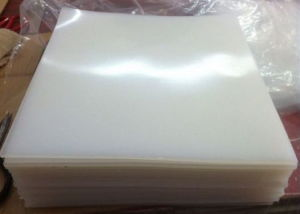 Non - Poisonous and Tasteless Silicon Rubber Sheet pictures & photos