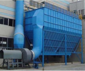 Pengfa Supply Bag Filter Cyclone Dust Collector for Mine Industry pictures & photos