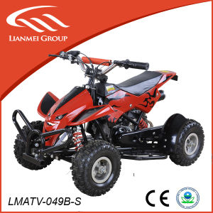 Ce Approved 49cc Gas-Powered 2-Stroke Engine Mini ATV, Best Christmas Gift At0493 pictures & photos