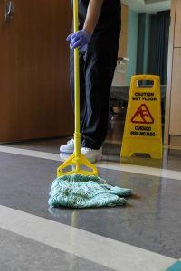 Heavy Duty Plastic Mop Quick Change Clip (YYMC-25) pictures & photos