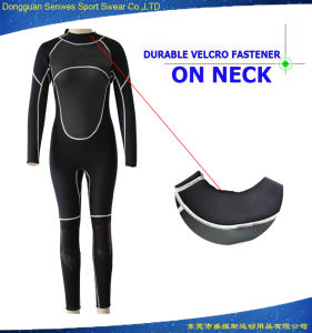 Customized Women Fitness High Quality Spring Diving Wetsuit pictures & photos