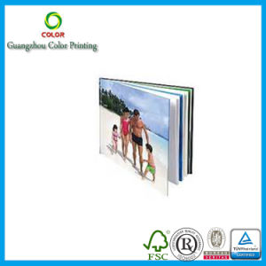 High Quanlity Cardboard Photo Book Printing