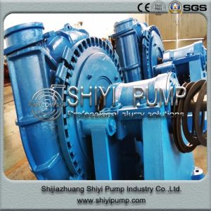 Mining Fine Tailing Handling Gravel Slurry Pump pictures & photos
