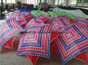 Outdoor Beach Umbrella Sun Umbrella with PVC Bag pictures & photos