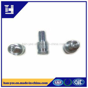 Groove Flat Head Thread Rod Bolt pictures & photos