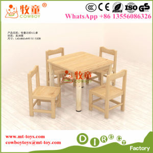 Wholesale Children Table and Chair, Kids Study Table and Chair pictures & photos