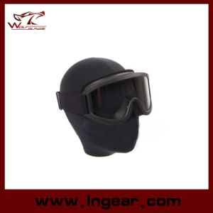 Fashion Airsoft X500 Swat Tactical Goggle Helmet Compatibility and Sport Sunglasses pictures & photos