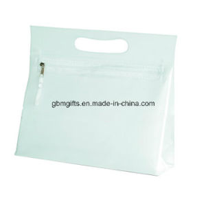 Cosmetic Clear Plastic Bag pictures & photos