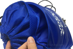 Wholesale Reusable Cinch Drawstring Bag pictures & photos