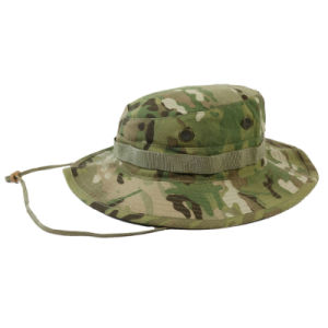 Cheap Hunting Tactical Round Camouflage Bonnie Hats pictures & photos