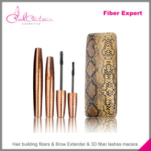 2PCS/Set Naked Quality Mascara Cinema Makeup Mineral Mascara pictures & photos