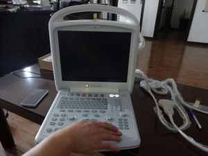 Portable Colour Doppler for Ob Gyn Cardiac Vascular pictures & photos