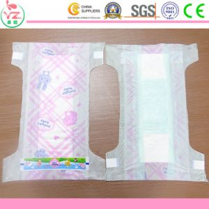 Dry Surface Disposable Baby Diaper pictures & photos