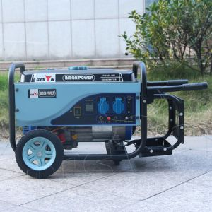 Bison (China) BS2500p (M) 2kw 2kVA Small Fuel Save Factory Price Manufacturer of Gasoline Generator pictures & photos