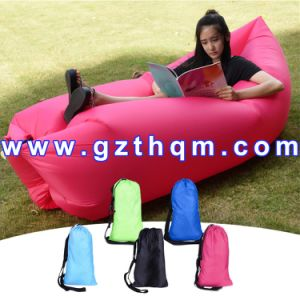 New Product Ultra Lightweight Inflatable Hammock Air Sleeping Bag pictures & photos