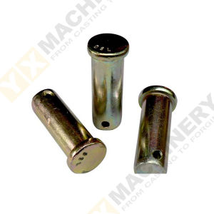 Customized Hot Drop Steel Forging Forged Pin pictures & photos