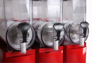 Triple Bowls Commerical High Sped Slush Machine (CE approved) pictures & photos