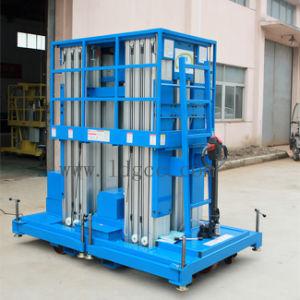 16meters Aluminium Hydraulic Aerial Work Lift Platform (GTWY16-4200S) pictures & photos