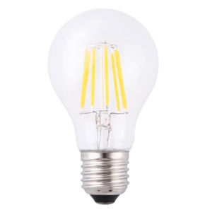 Dimmable 8W E27 LED Filament Bulb pictures & photos