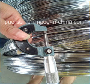 2.0mm Hard Galvanized Iron Wire, 50kg Coil pictures & photos