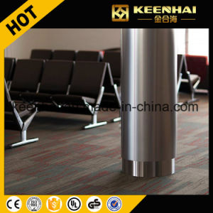 Decorative Etched Finish Stainless Steel Circular Column Cladding pictures & photos