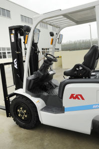 Toyota/Mitsubishi/Isuzu/Nissan Engine Forklift with Ce Approved pictures & photos