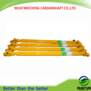 Custom SWC Light Duty Design Cardan Shaft for Industrial Equipment pictures & photos