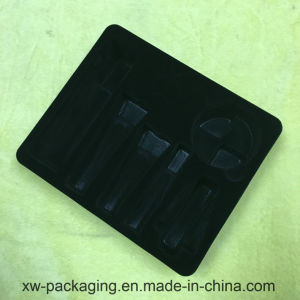 Flocking Blister Tray for cosmetic Plastic Packaging pictures & photos