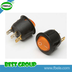 Newest Classical Slide Medium Toggle Switch pictures & photos