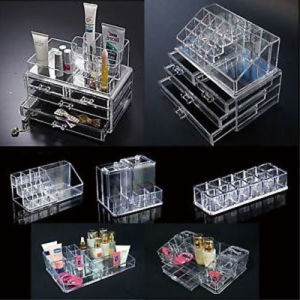 Pop Acrylic Display Stand, Cosmetic Advertising Display pictures & photos